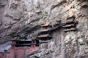 The Hanging Monastery