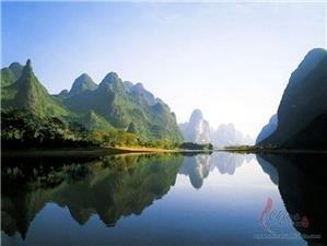 Guiin Li River scenery