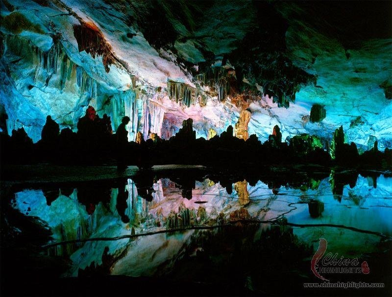 guilin reed flute cave boasting nature s art palace