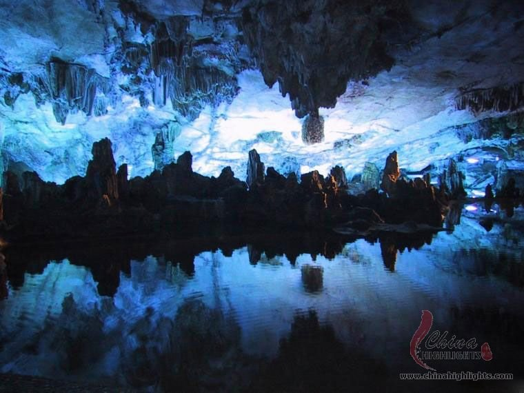 Guilin Tours Packages To Li River Cruiese Reed Flute
