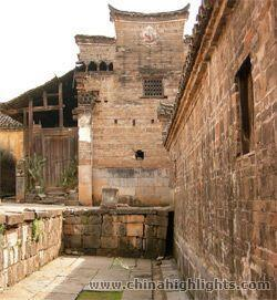 Architecture of Qin Family's Courtyard