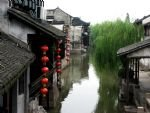 Photos of Shanghai and Xitang Water Town Combo