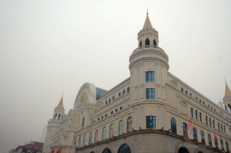 Harbin Chinese Russian Market