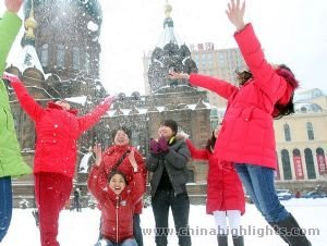 Harbin December Weather