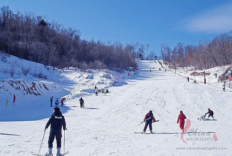 Yabuli Ski Resort, China's Best Ski Resort