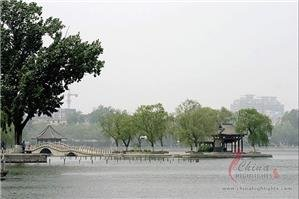 Daming Lake Jinan Shandong