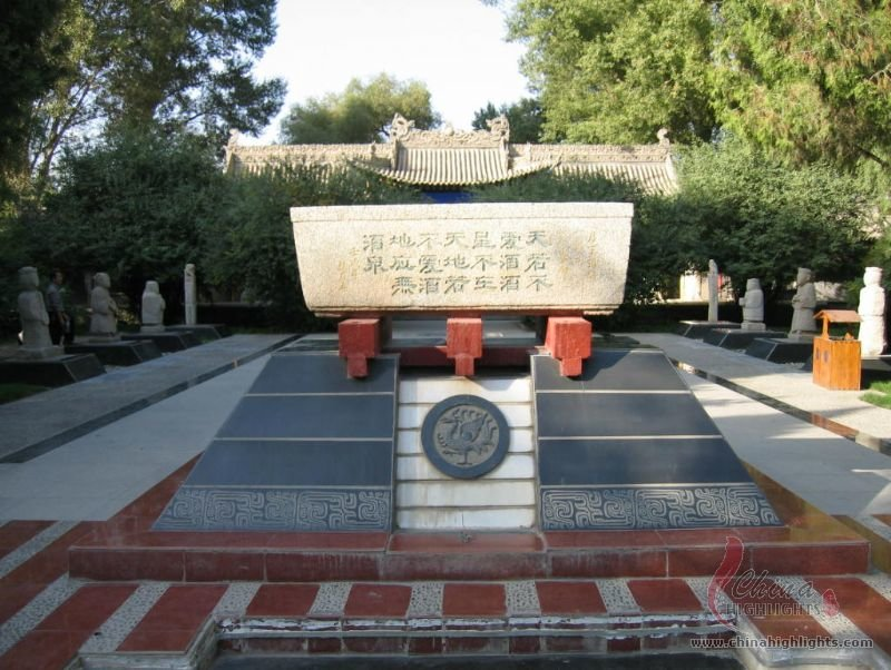 Jiuquan China  City pictures : Jiuquan Travel Guide, Map, Attractions, Eating, Travel Tips