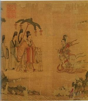 Mural Paintings of Eastern Jin Dynasty-travel