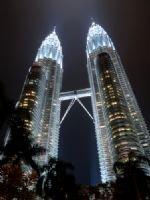 The Petronas Tower