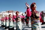 Photos of Tibetan New Year Experience