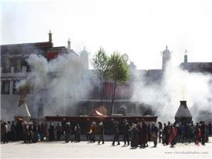 Activities on World Incense Festival