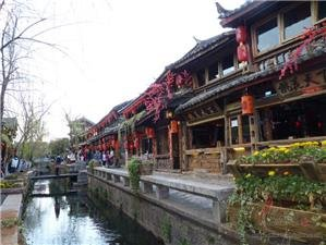 Scenery of Shuhe Old Town