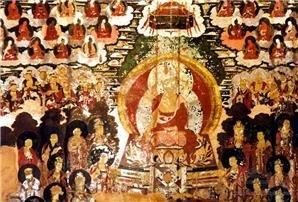 Baisha Mural Painting in Dabaoji Palace