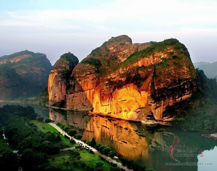Dragon and Tiger Mountain, Nanchang