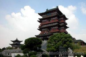 Prince Teng's Pavilion Nanchang Jiangxi
