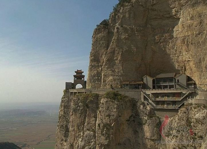 Mian Shan (Mian Mountain) - Birthplace of Qingming Festival