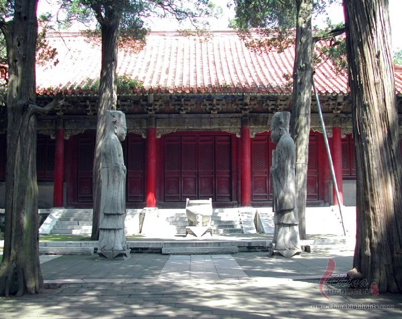 Cemetery Of Confucius Location History And Guide