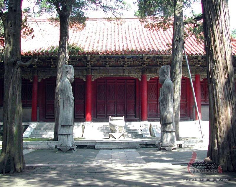 Cemetery Of Confucius Qufu Cemetery Of Confucius Tours