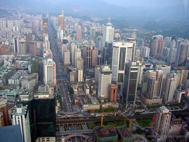 Shenzhen to Hong Kong Transport and Ports (Border Crossings)