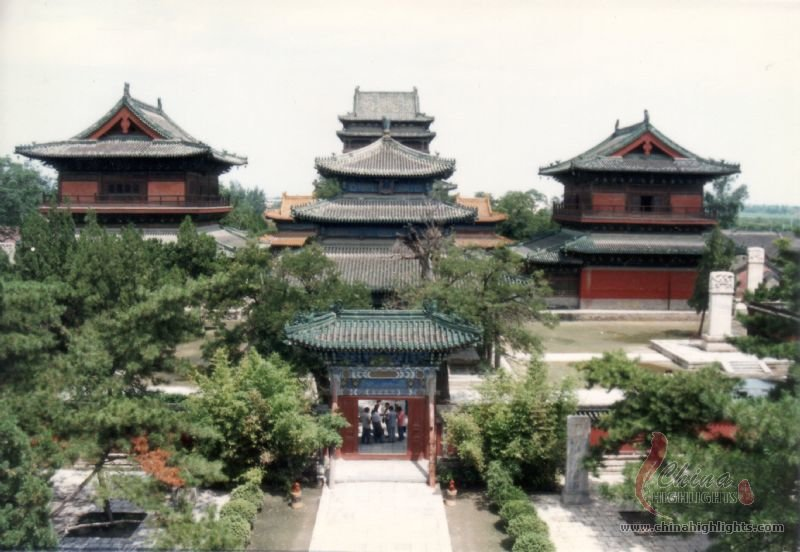 Shijiazhuang Longxing Temple China Highlights