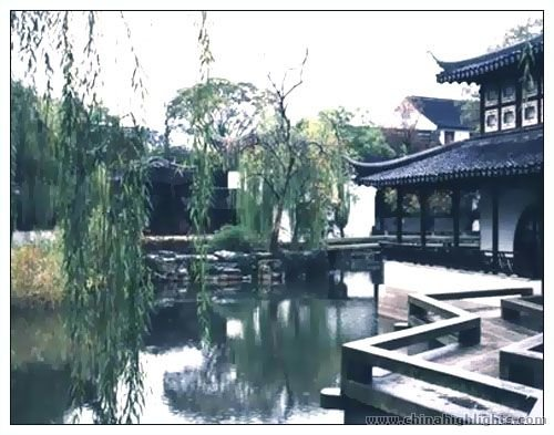 Famous Chinese Gardens