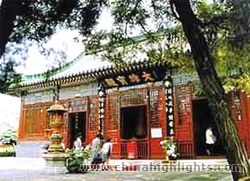 The Dabei Buddhist Monastery