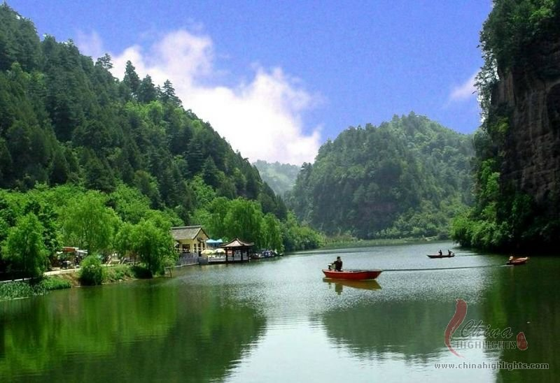Tianshui China  city images : Gansu Tianshui Top Attractions