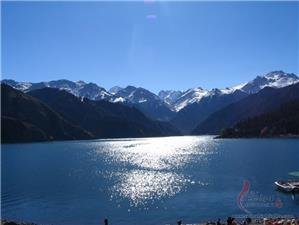 Heavenly Lake