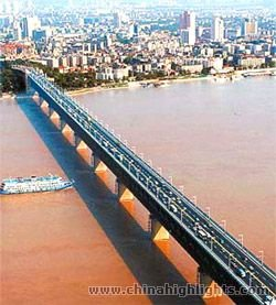 First Bridge Over the Yangtze