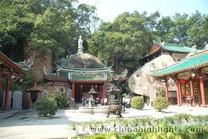 Marvelous charming sightseeings in Gulangyu Island