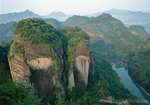 Mesas de grès de Taining