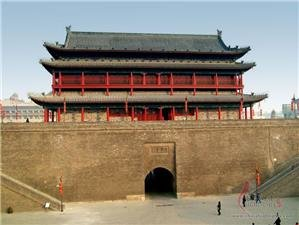 The City Wall of Xi'an
