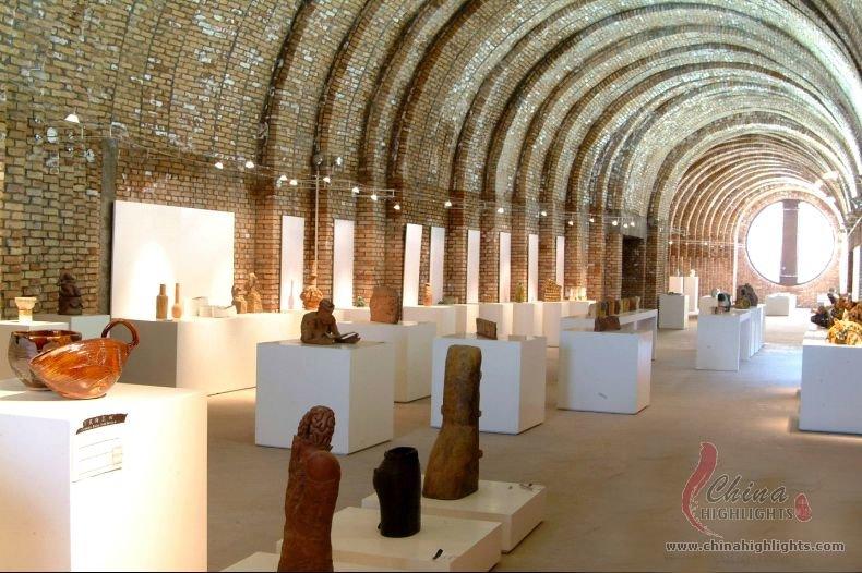 Fule International Ceramic Art Museums Xi An Attractions