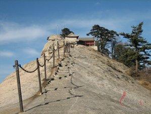 Mount Hua Hiking, Mount Hua Climbing - China Hiking