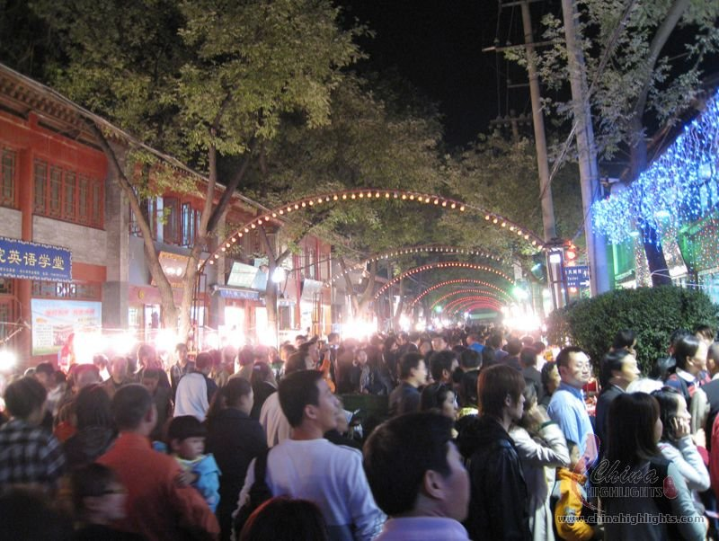 Xi'an's Muslim Food Street — One of the Best in China