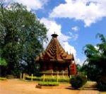 Jung Zhen Octagonal Pavilions