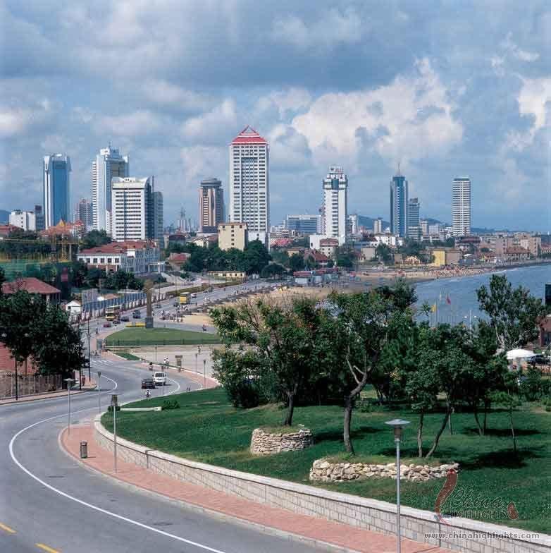 Yantai Transportation, How to get to Yantai in China