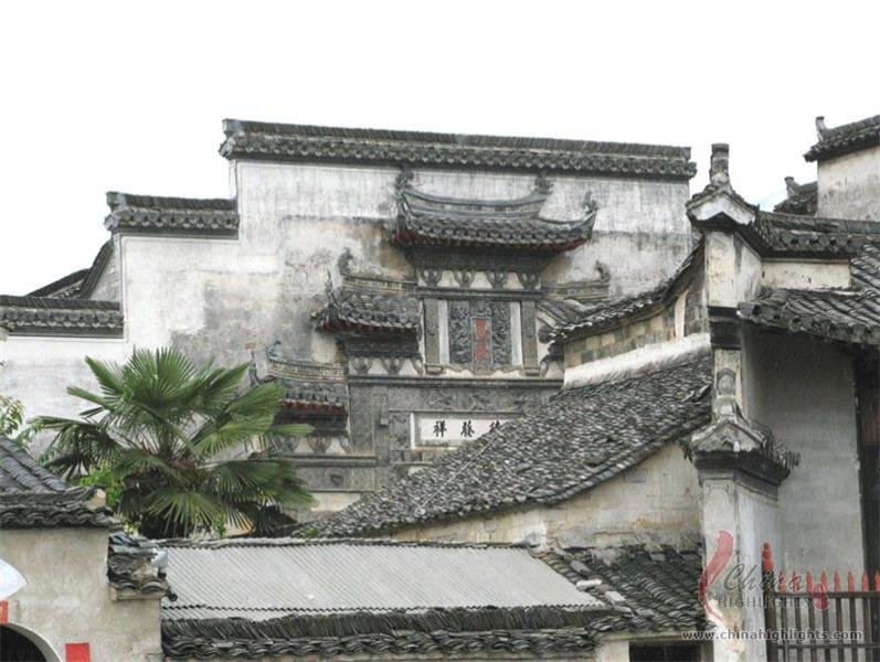 Houses of Hongcun Village