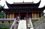 Jiuhuashan Scenic Area