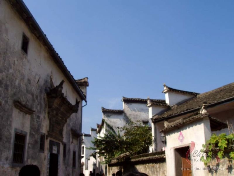 Xidi houses