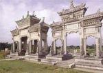 Scenic Area of the Meixi Memorial Archways