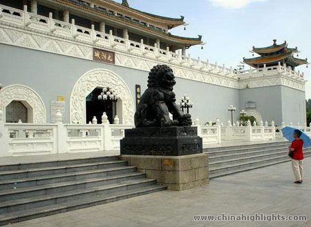 Zhuhai Museum Guangdong Zhuhai Attractions