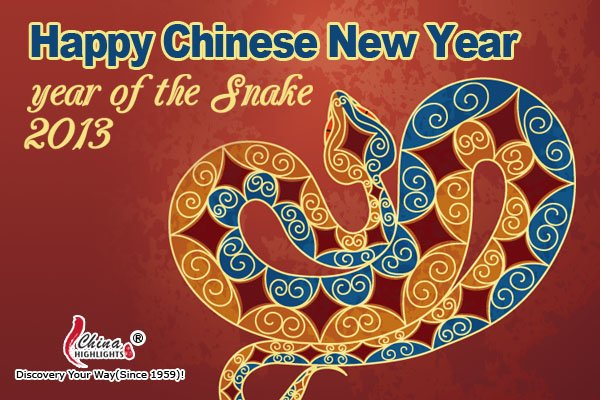 Happy Chinese New Year 2013
