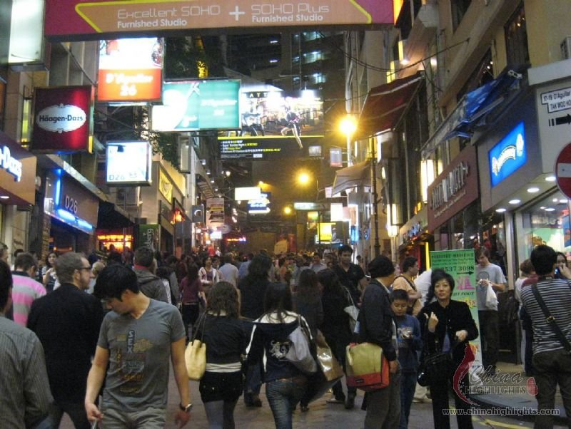 How to Spend a Night in Hong Kong