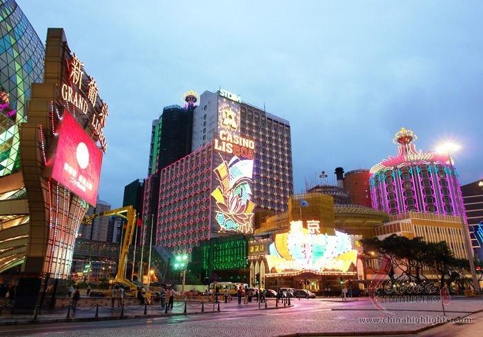 Macau Nightlife Best Places To Spend Night In Macau