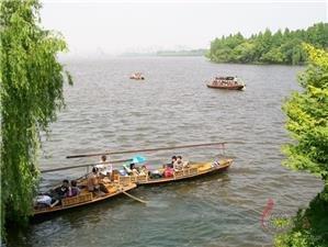 Xihu lake cruise
