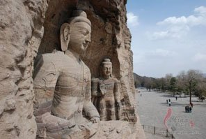 Buddhism developed fast in the Northern Wei Dynasty (386–534)