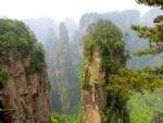 Zhangjiajie Scenic Area