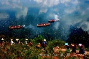 zhuàn shān Festival