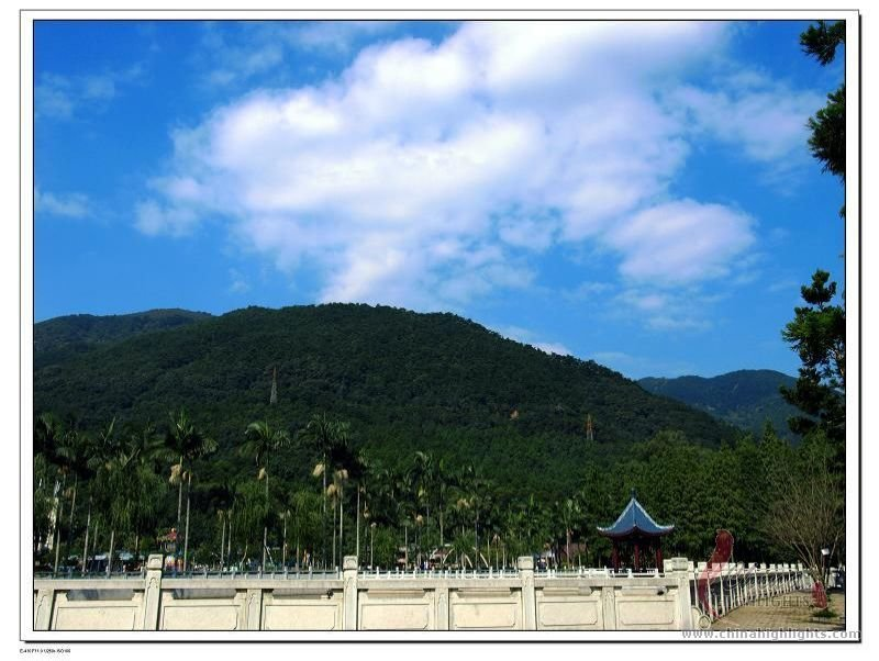 Fuzhou National Forest Park